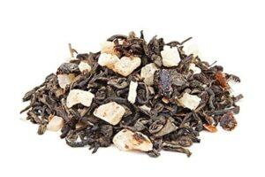 תה ירוק עם קמומיל ונענע