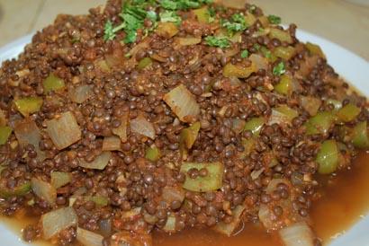 דאל קשמירי- אוכל הודי