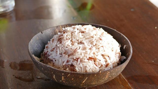 אורז מעושן
