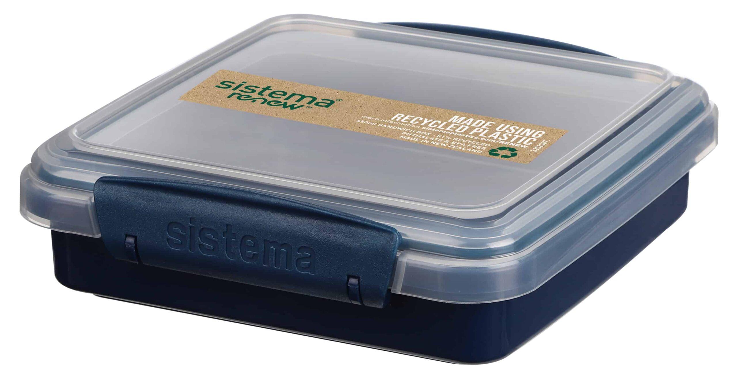 Sistema- קופסאות אוכל